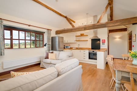 The Stables cottage. Beautiful countryside views