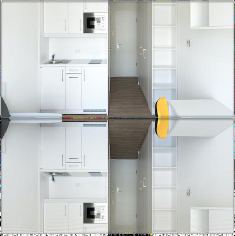 Premium apartment in central Lage Frankfurt(Main)