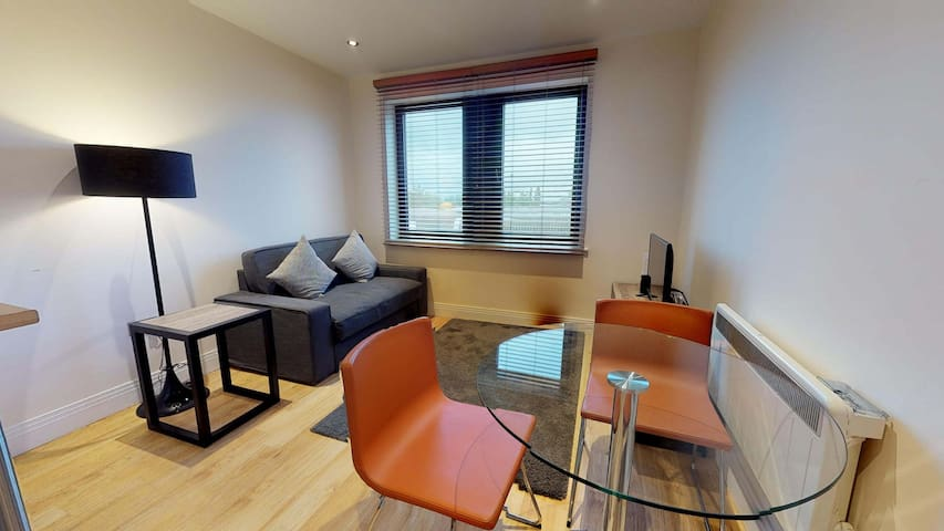 Stylish Oxford one bed apartment Nomad Suite #12