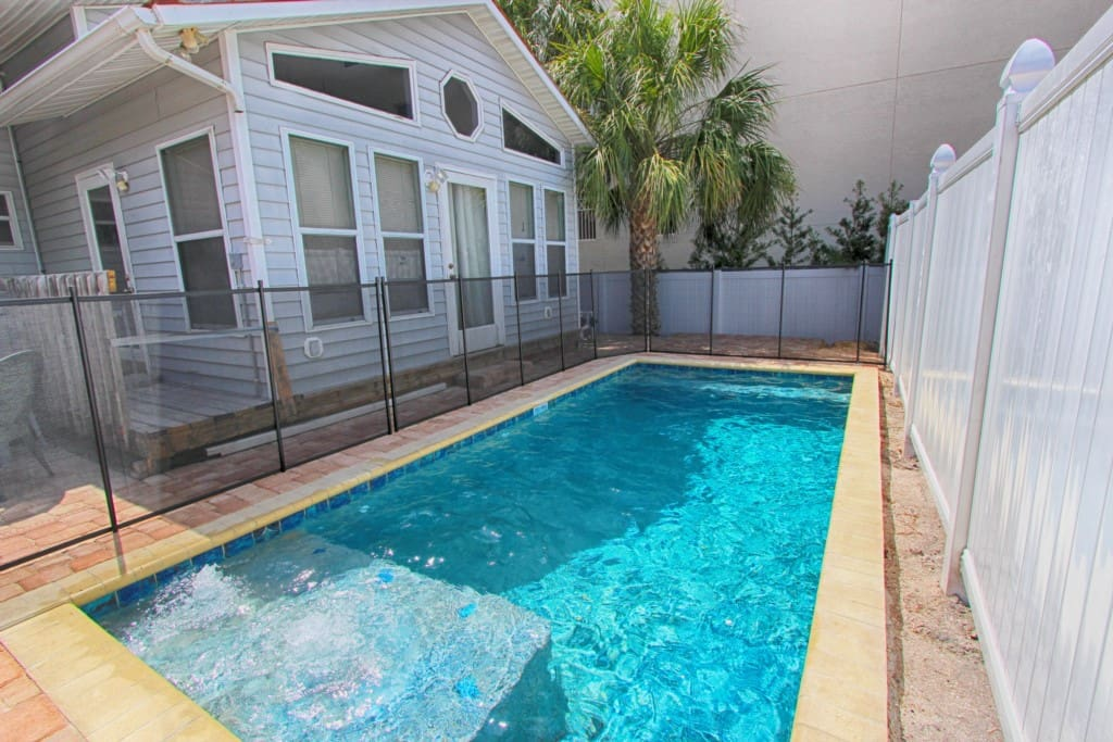 Safety Featured Pool