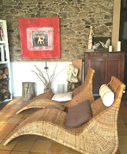 Chambre d'hôtes   Au détour du Larrech, - Bed & Breakfast