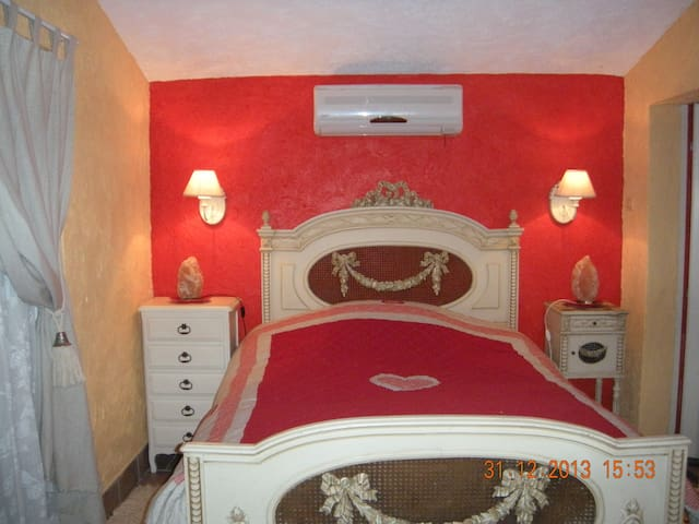 chambre separee dans villa - Montauroux