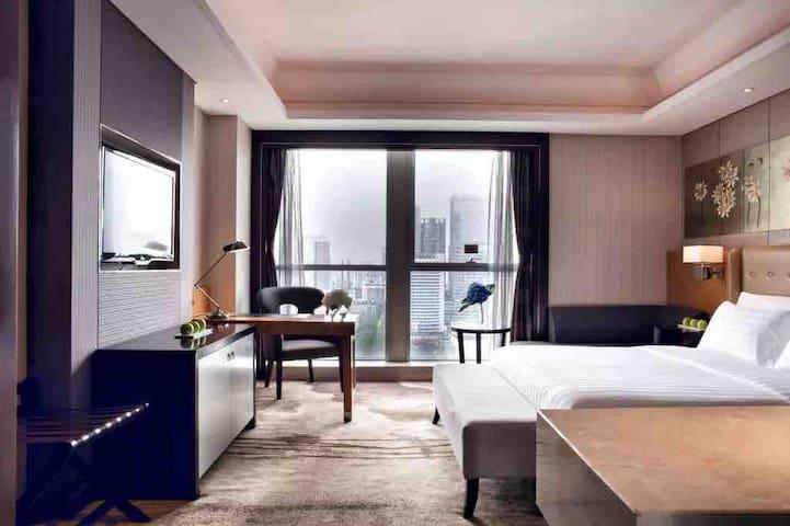 成都明宇丽雅四星酒店(春熙路双地铁)
