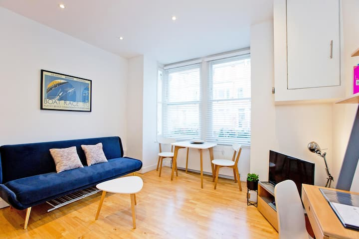 Cosy 1 bed flat Highbury Islington BOOK for Summer