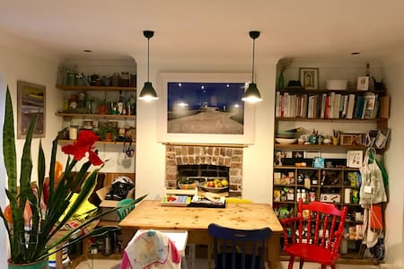 Delicious Family Home in Plymouth - Plymouth - Bed & Breakfast