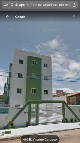Apto aluguel, piscina,Ponta de Campina, Cabedelo