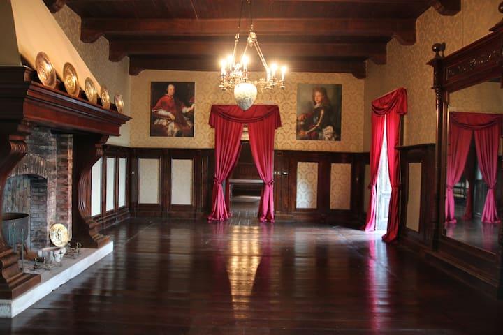 Palazzo Ducale di Presenzano - Presenzano - Hrad