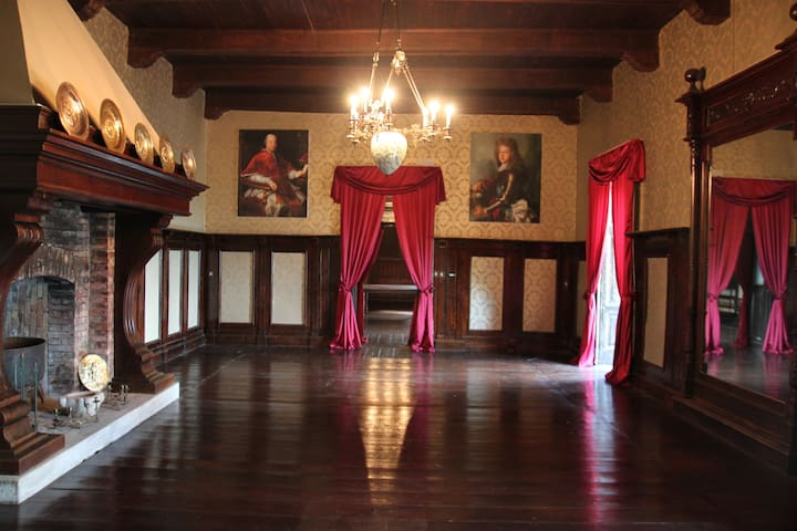 Palazzo Ducale di Presenzano - Presenzano - Kasteel