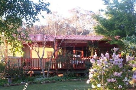 Family bush retreat near Canberra