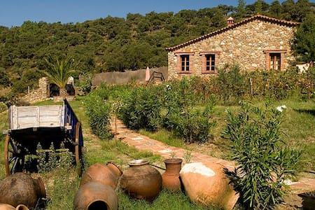 Casa Aguila - Molino río Alájar - Alájar - Luontohotelli