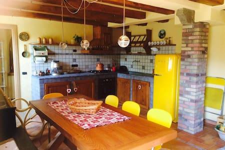 Appartamento Rustico a Lusuolo - Mulazzo