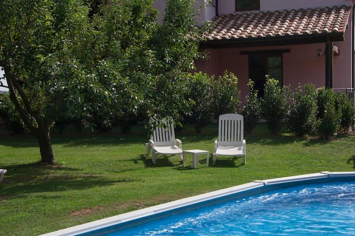 Valentina 3 camere con piscina - Sorano - Apartemen