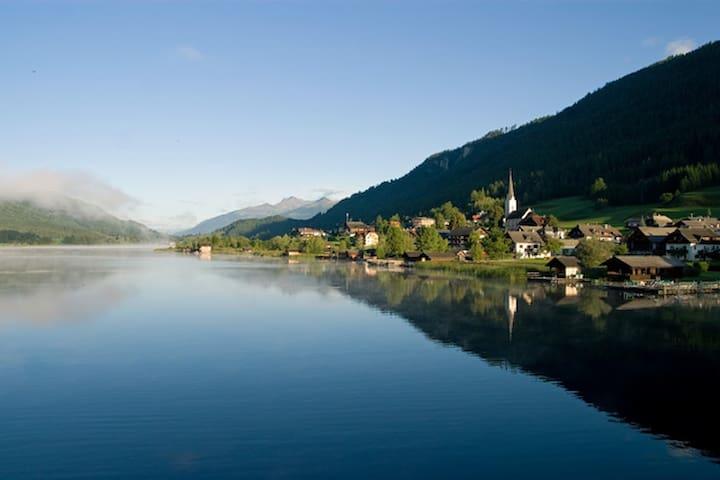 Wohntraum am Weißensee
