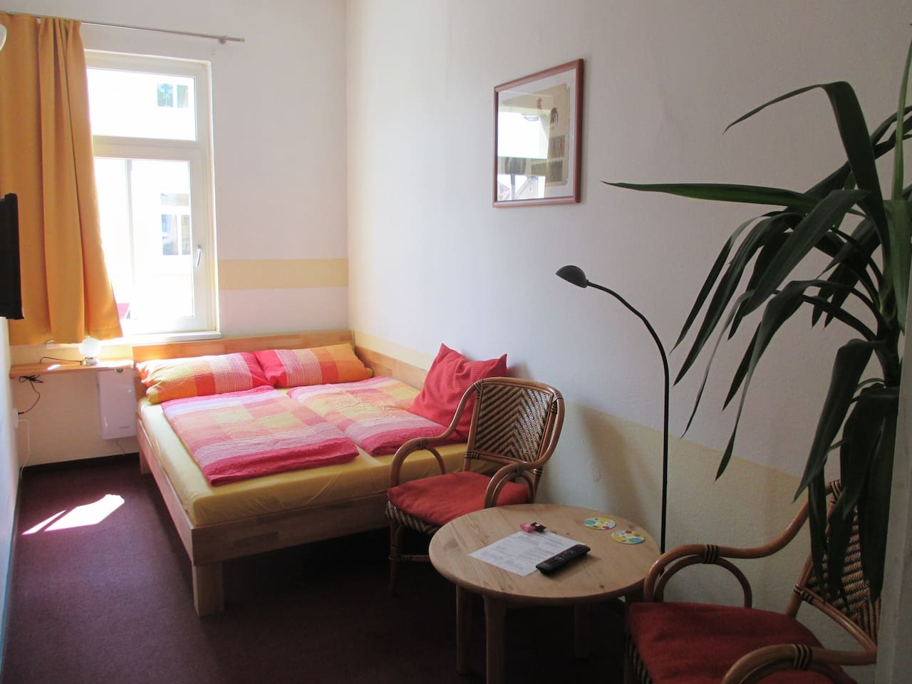 """""""Rotes Zimmer"""""""