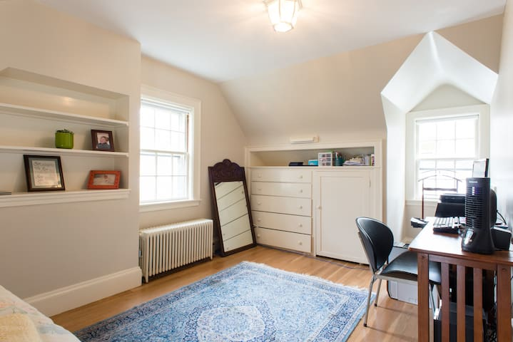 Bright single room can be combined - Winchester - Maison
