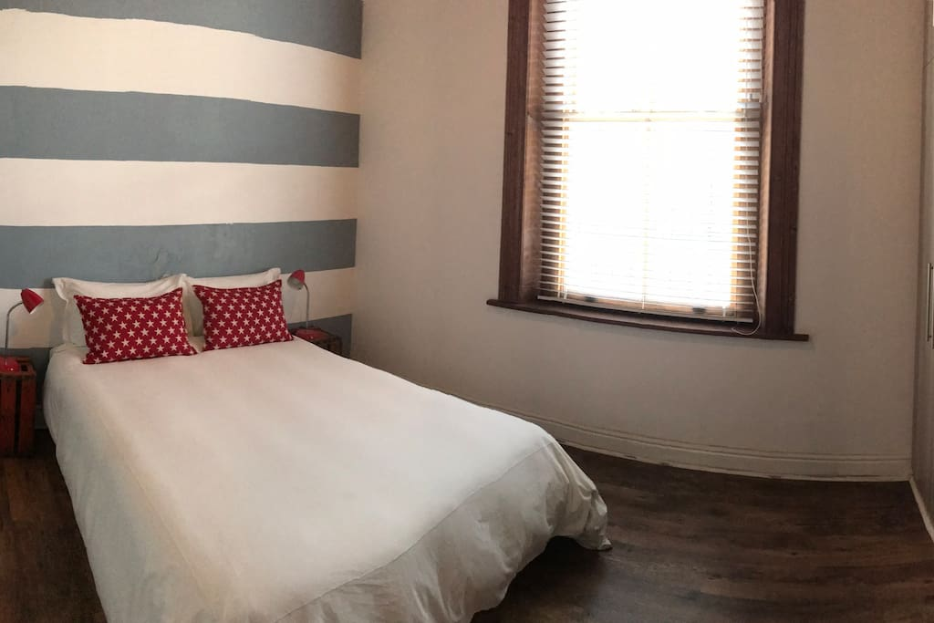 Panoramic of Guest Bedroom