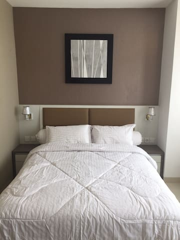 Cozy Studio Apartment M Gold Tower Bekasi Furnish - Bekasi Selatan - Pis