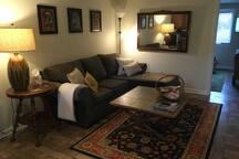 West Asheville Garden Apartment
