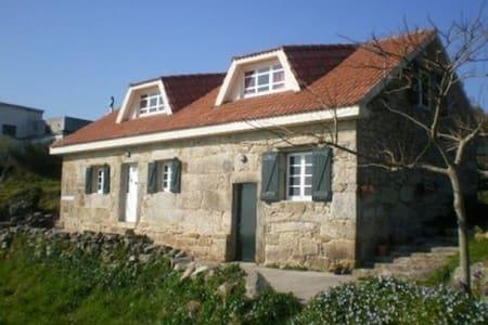 CASA O MIRADOR - Muros - Haus