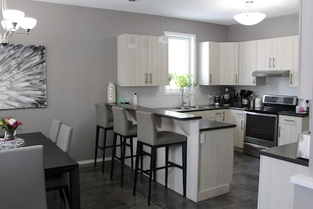 Contemporary house in Transcona - Winnipeg - Talo
