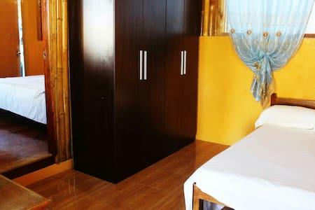Twins room 4 - Dumaguete - Huis