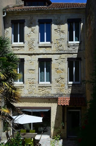 Maison de ville - Vic-Fezensac