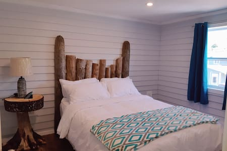 Gros Morne Beach House- Upper Level (1 of 2)