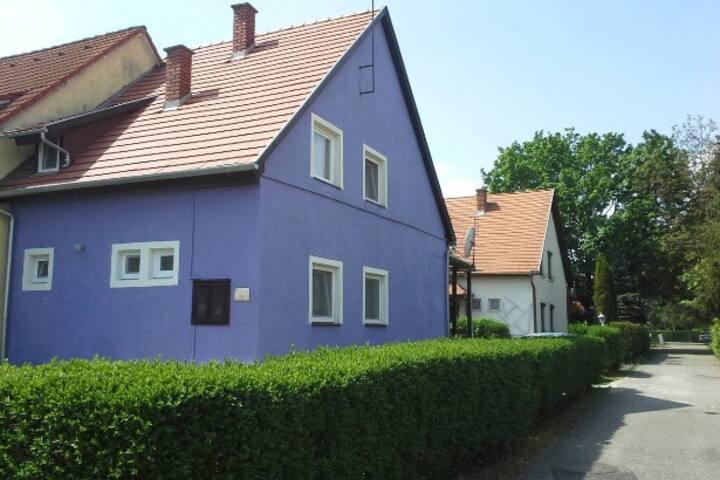 Apartment Somogyi für 3 - 6 Pers. am Bad-Bük