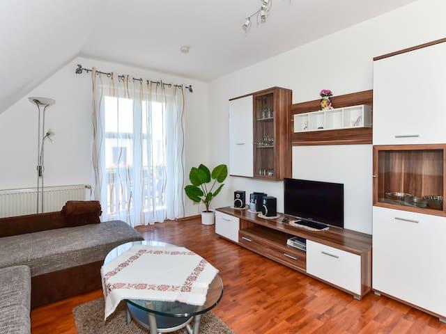 Ferienwohnungen Meyer, (Lindau am Bodensee), Ferienwohnung 02, 48 qm, 1 Schlafzimmer, max. 2 Personen
