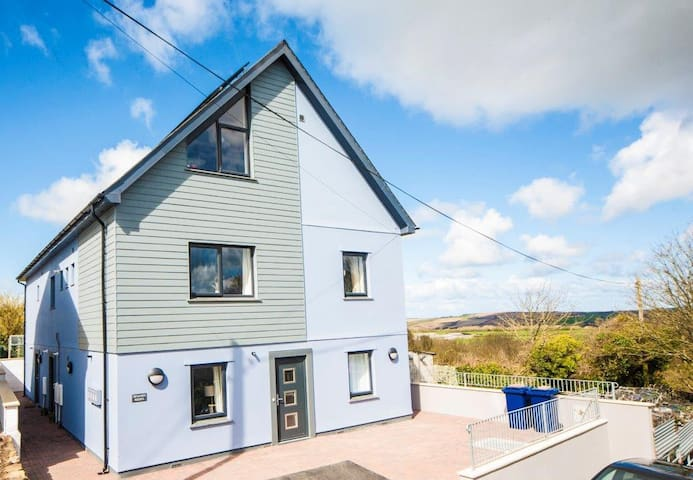Trevansyn Heights, Wadebridge - Trevanson - Apartment