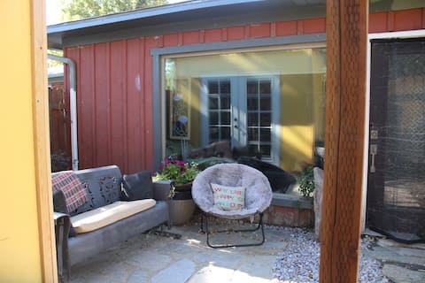 Dog friendly foothills basecamp