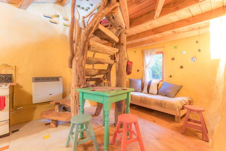 Mágica casita de Adobe - San Carlos de Bariloche - Cabin