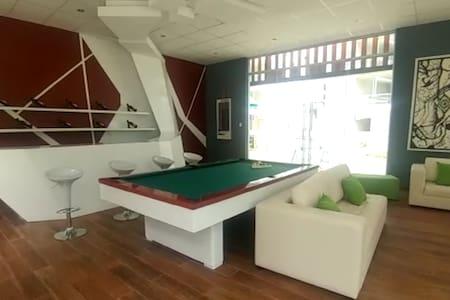Moderno Departamento , 1 Dormitorio,  piscina  Gym - Piura - Apartment