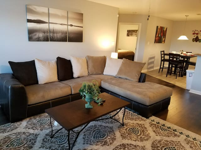 Condo All To Yourself - Knoxville - Casa