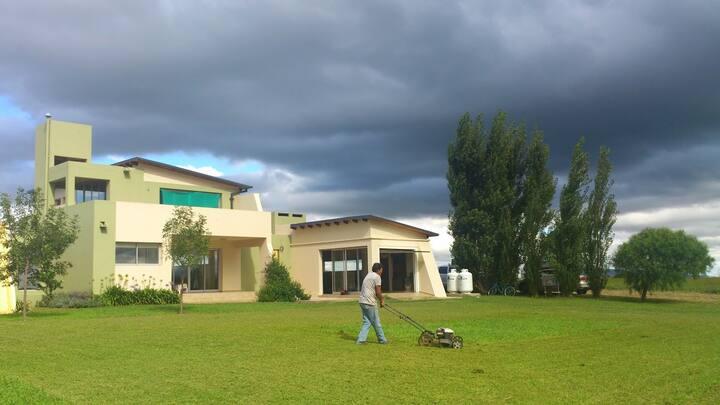 Belvedere House. Relax en Villa General Belgrano