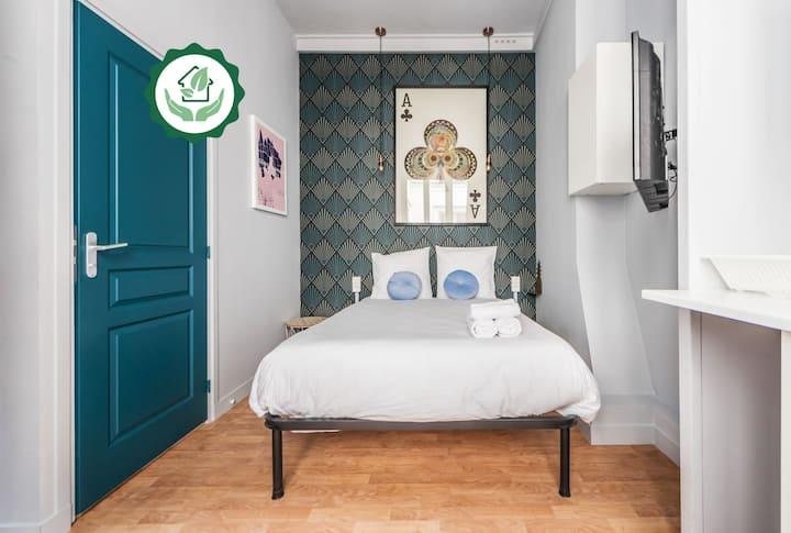 Saint-Lazare - Opera 31 : apartment for 2