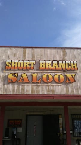 Kathy's Short Branch Saloon and Bunk House