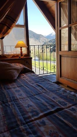 Casa montaña en valle de aran - Aubèrt - Casa