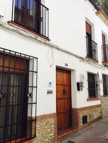 "Casa Rural ""Los Tajos de Setenil"" - Setenil de las Bodegas - Huis"