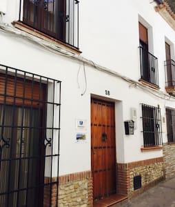 """Casa Rural """"Los Tajos de Setenil"""" - Setenil de las Bodegas - Rumah"""