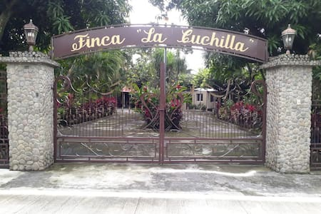 Finca La Cuchilla the best place to rest and enjoy