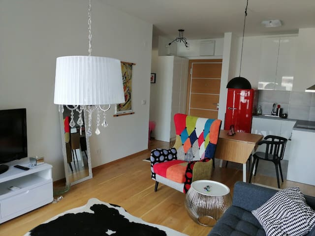 Cozy Chic Brand New Apartment