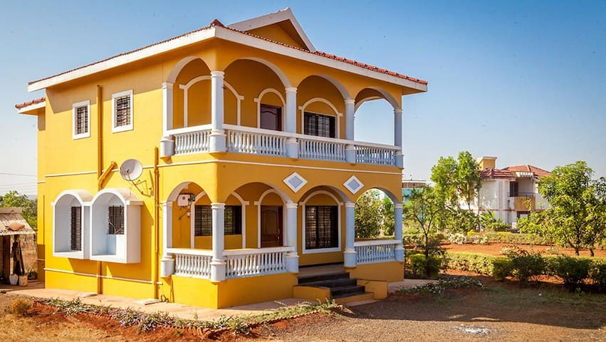 Independent Bungalow - Igatpuri - บังกะโล