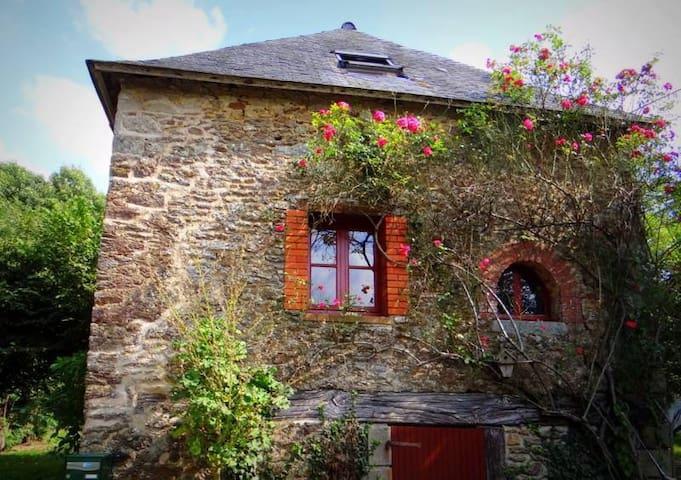 Ancien Presbytère au coeur de la nature - Corseul - Haus