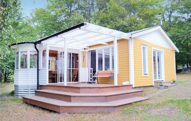 Holiday cottage with 3 bedrooms on 60m² in Ronneby
