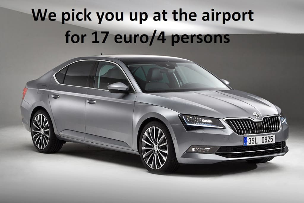 Pick up / 4 persons
