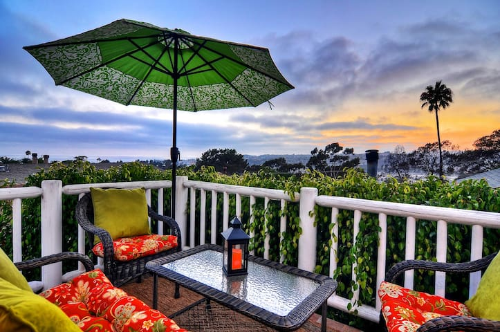 Panoramic Sunsets and Ocean Views in Dana Point!