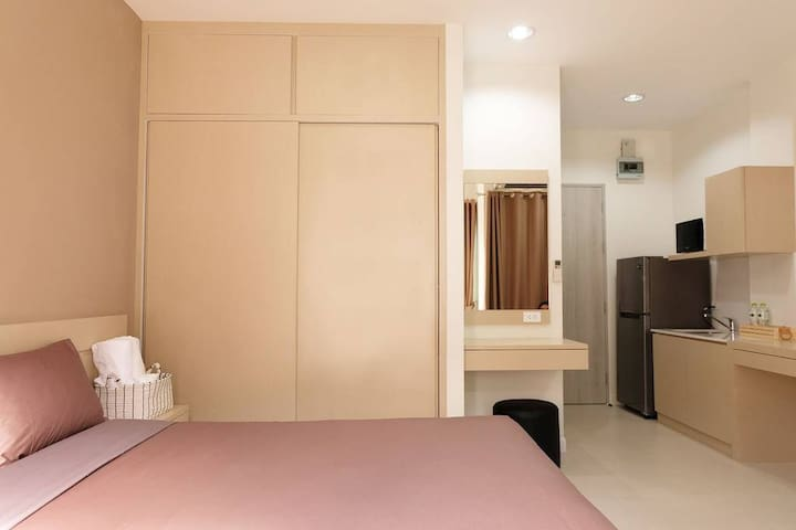 Newly built boutique hotel, Chiang Rai