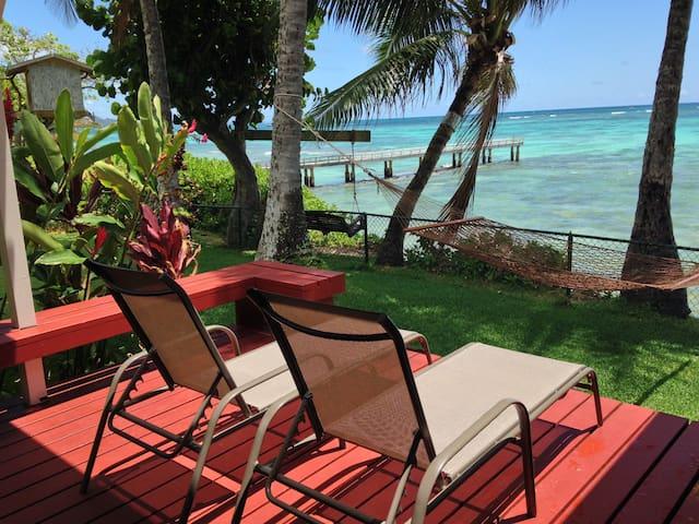 MAKAPU'U HALE Beachfront in Paradise