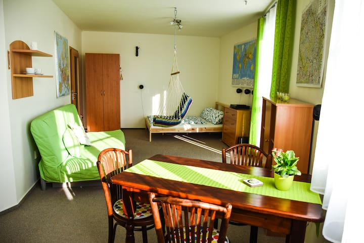 Apartment next to the park - Olomouc - Appartement